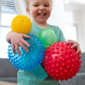 Edushape Sensory Ball Mega Pack,Textured Ball, Tactile ball, Therapy ball, tactile balls, therapy balls, exercise balls, activity balls for children with special needs